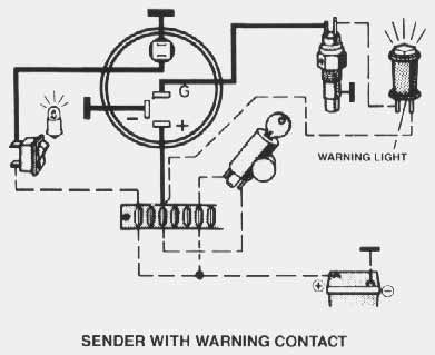 Temperature Sending Unit Wiring Diagram - Wiring Diagrams on